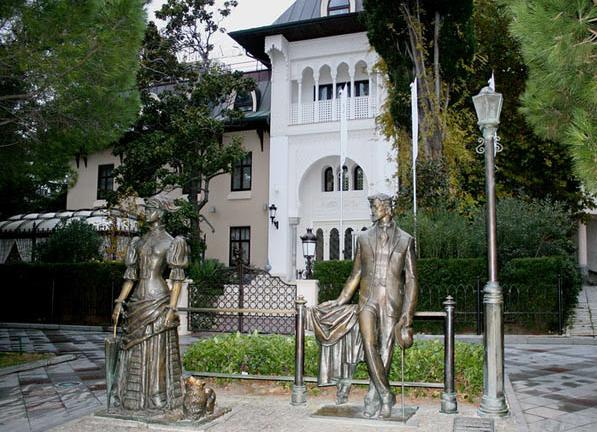 Дача и отель Софии Ротару в Ялте