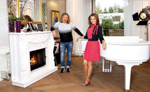 Обзор роскошных домов Игоря Николаева и Юлии Проскуряковой
