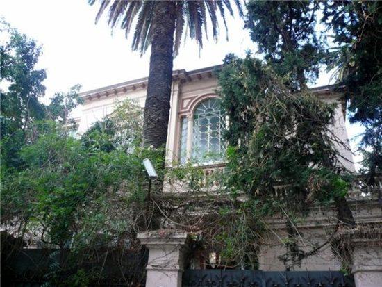 Как выглядит дом Натальи Орейро