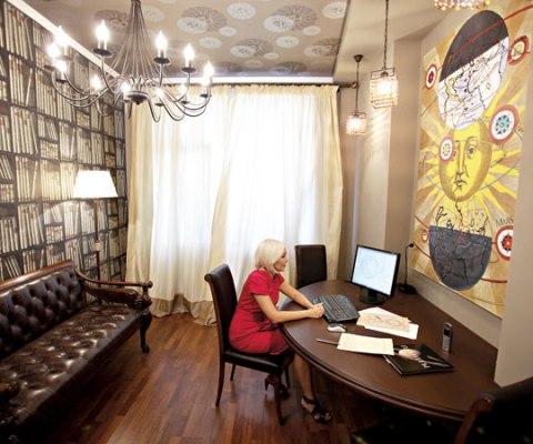 Как выглядит квартира Василисы Володиной?