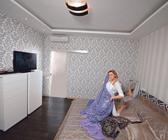 Как выглядит дом Марии Кожевниковой