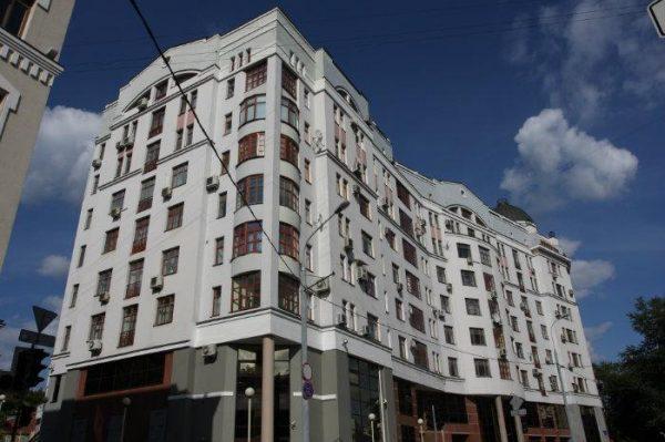 Недвижимость главы Сбербанка Германа Грефа