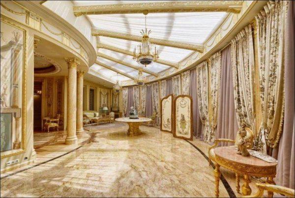 Как выглядит дом Алсу и Яна Абрамова
