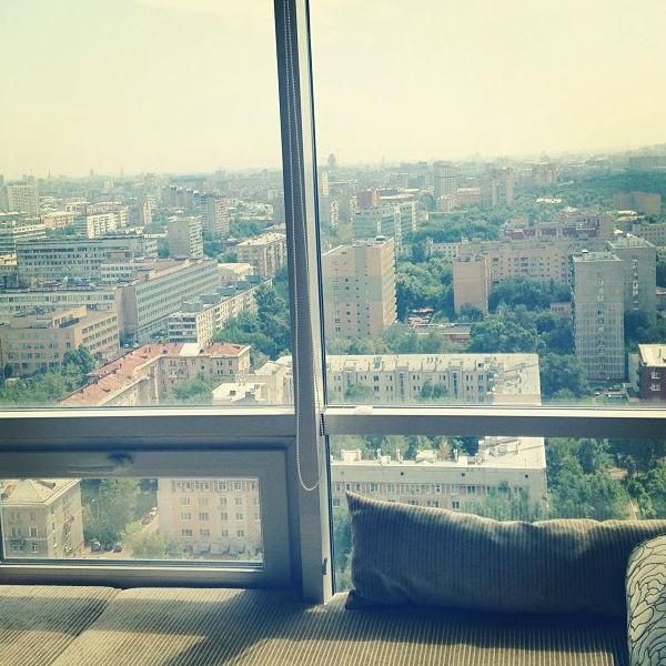 Как выглядит квартира Анфисы Чеховой