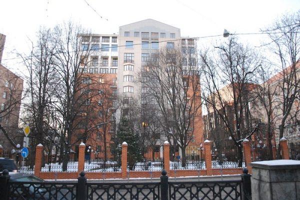 Дома главы Роснефти Игоря Сечина
