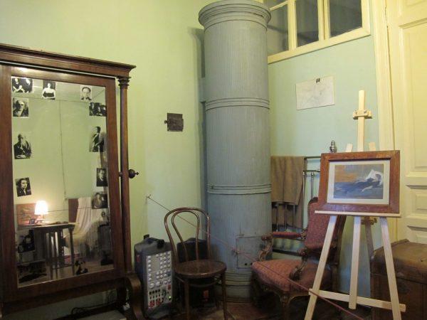 Как выглядит квартира - музей Анны Ахматовой