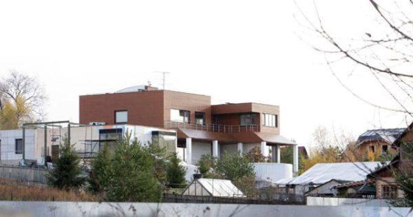 Роскошный дом Ивана Урганта на Рублевке