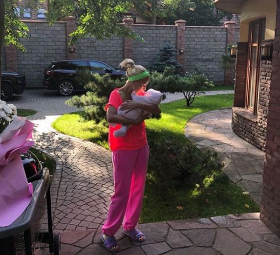 Дома Леры Кудрявцевой и Игоря Макарова
