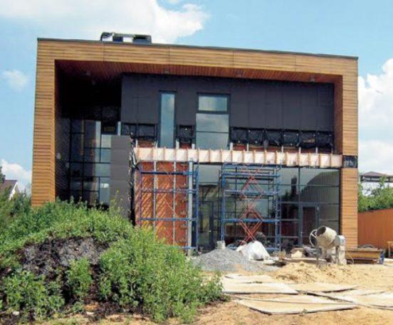 Как выглядит дом Александра Цекало?