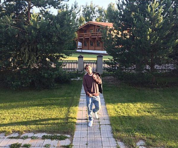 Как выглядит дом Гуфа в Подмосковье