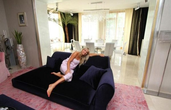 Как выглядят дома Ирины Салтыковой