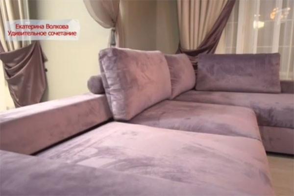 Взглянем на дома Екатерины Волковой и Андрея Карпова