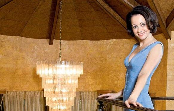 Где живет Ольга Кабо