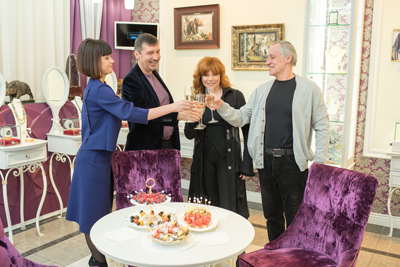 Где живут Наталья Бестемьянова и Игорь Бобрин