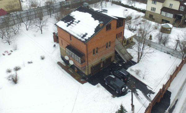 Недвижимость Дианы Арбениной