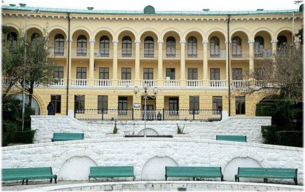 Шикарные резиденции Владимира Путина