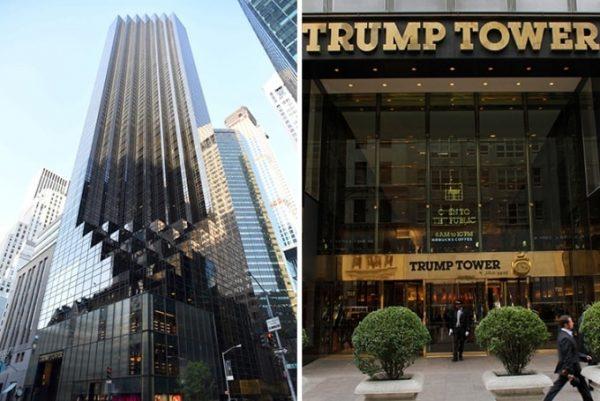 Посмотрим на дома Дональда Трампа
