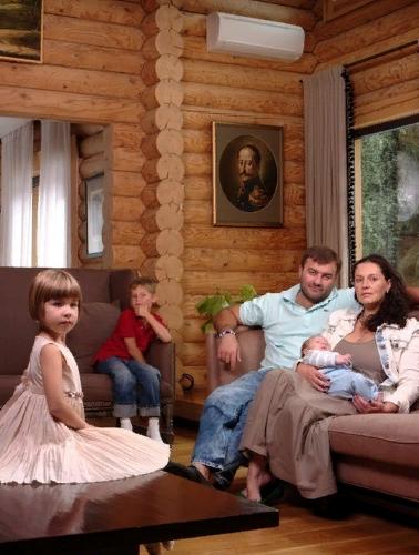 Как выглядят дома Михаила Пореченкова