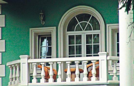 Как выглядит загородный дом Юрия Антонова