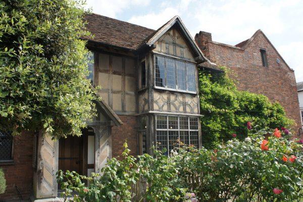 Как выглядит дом Уильяма Шекспира
