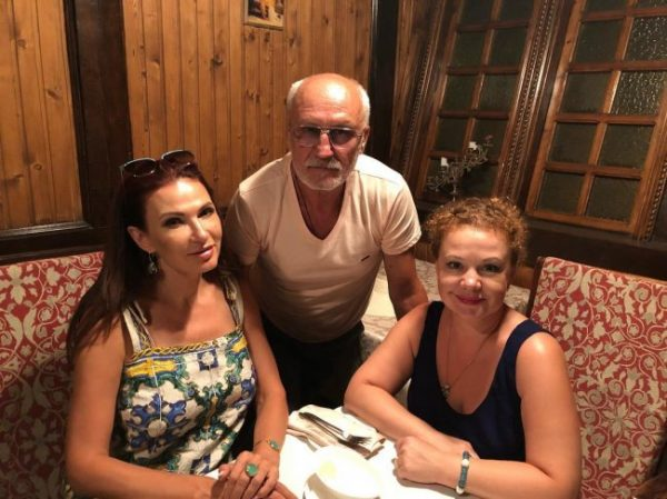 Где живет Юрий Беляев