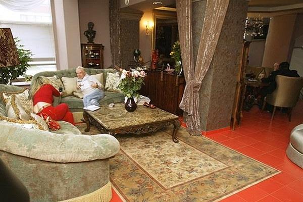 Шикарные дома Бориса Моисеева