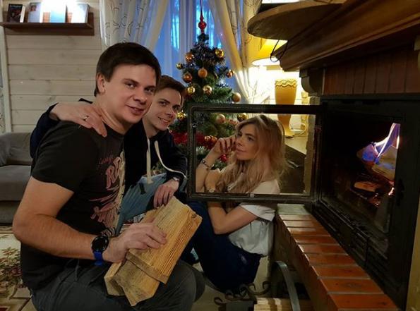 Как выглядит дом Дмитрия Комарова