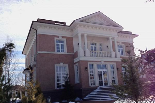 Как выглядит шикарный дом Светланы Пермяковой