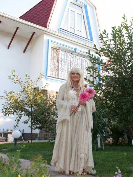 Роскошные дома Таисии Повалий