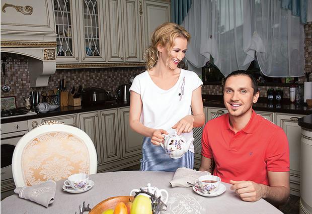 Роскошный дом Максима Транькова и Татьяны Волосожар
