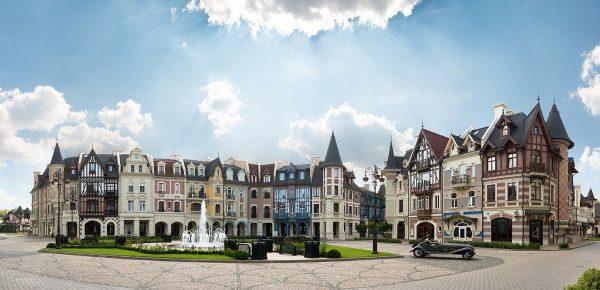 Роскошный дом Мота и Марии Мельниковой