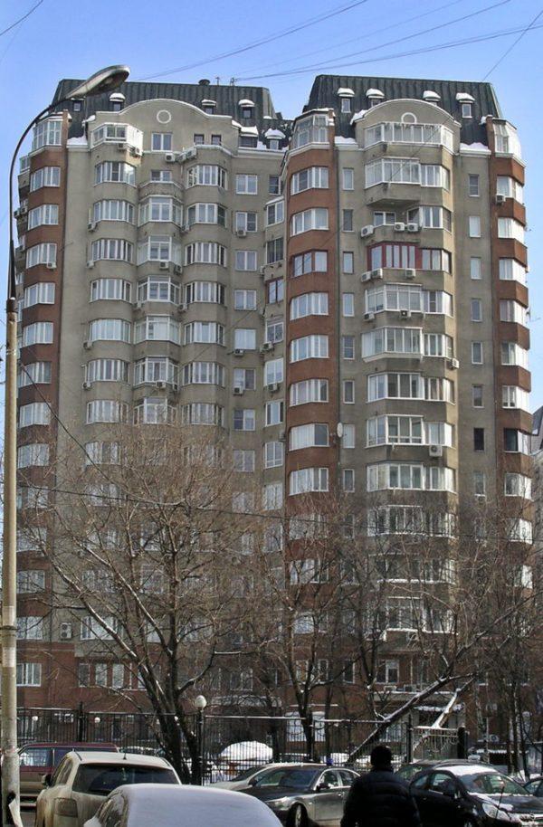 Как выглядит квартира Анны Семёнович