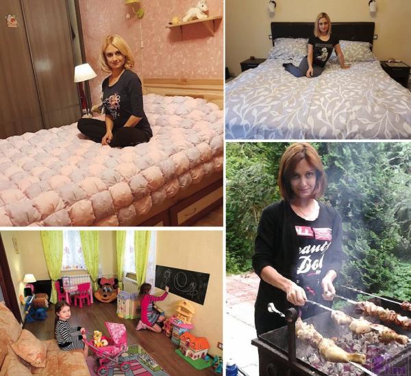 Как и где живет Карина Мишулина