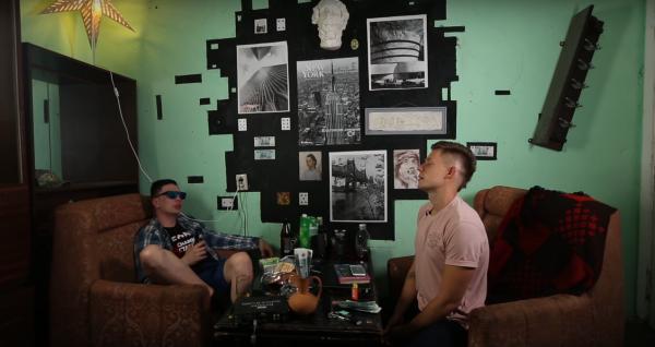 Как выглядит квартира Славы КПСС