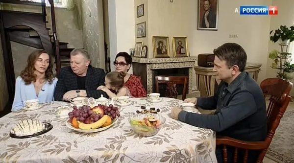 Как выглядит дом Вадима Андреева