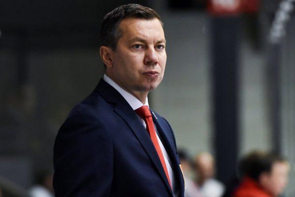 Дом главного тренера по хоккею Ильи Воробьева
