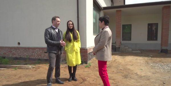 Как выглядит дом Анны Снаткиной и Виктора Васильева