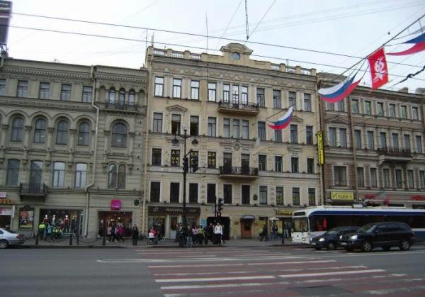 Где живет Александр Розенбаум