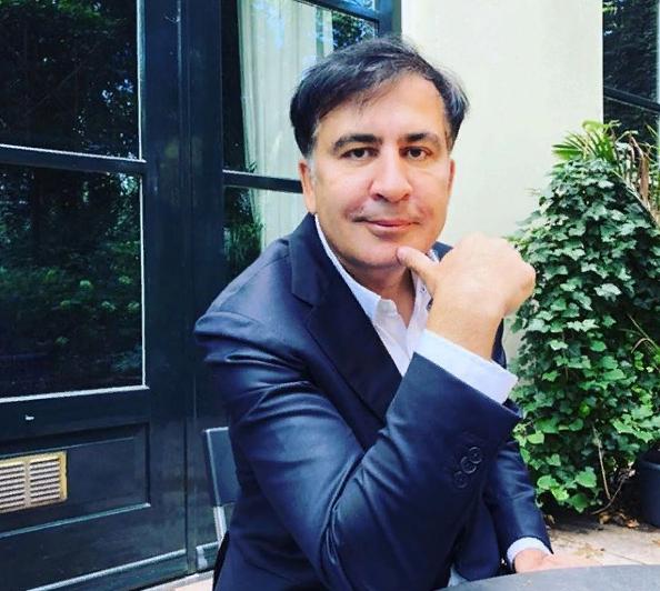 Где и как живет Михаил Саакашвили