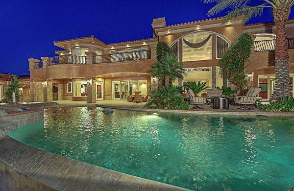 Как выглядит дом Майка Тайсона