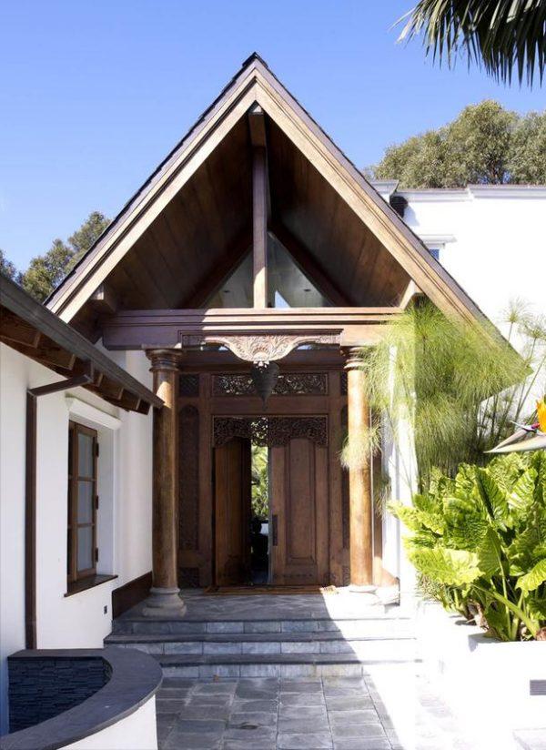 Как выглядит дом Памелы Андерсон в Малибу