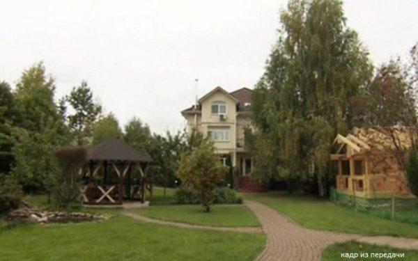 Где живет Нонна Гришаева