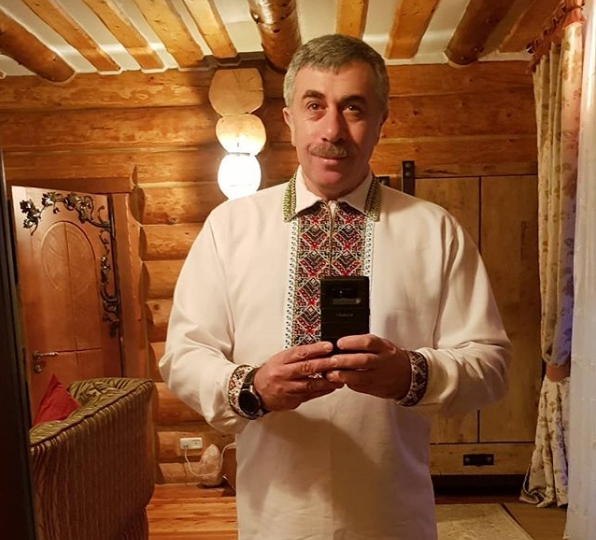 Дома известного педиатра Комаровского