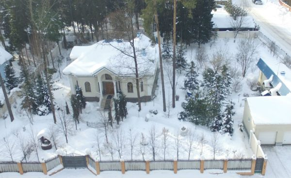 Как выглядит дом Юрия Лозы