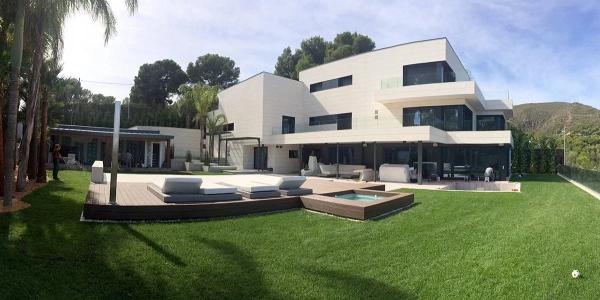 Как выглядят дома Лионеля Месси