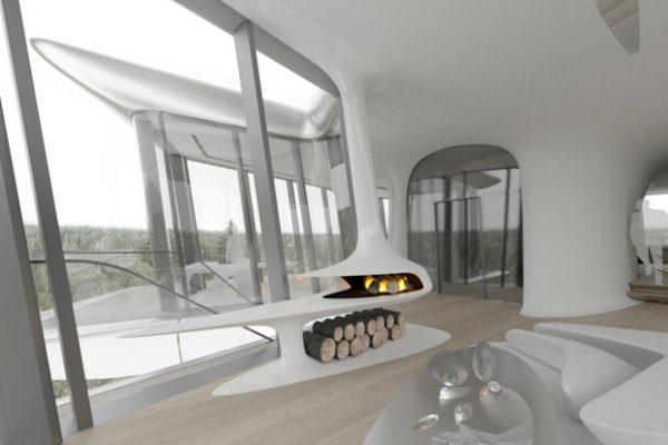 Как выглядит дом Наоми Кэмпбелл на Рублевке