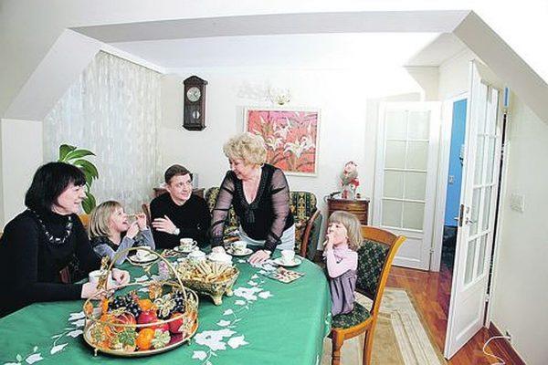 Как выглядит дом Анны Фроловцевой