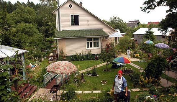 Как выглядят дома Бориса Клюева