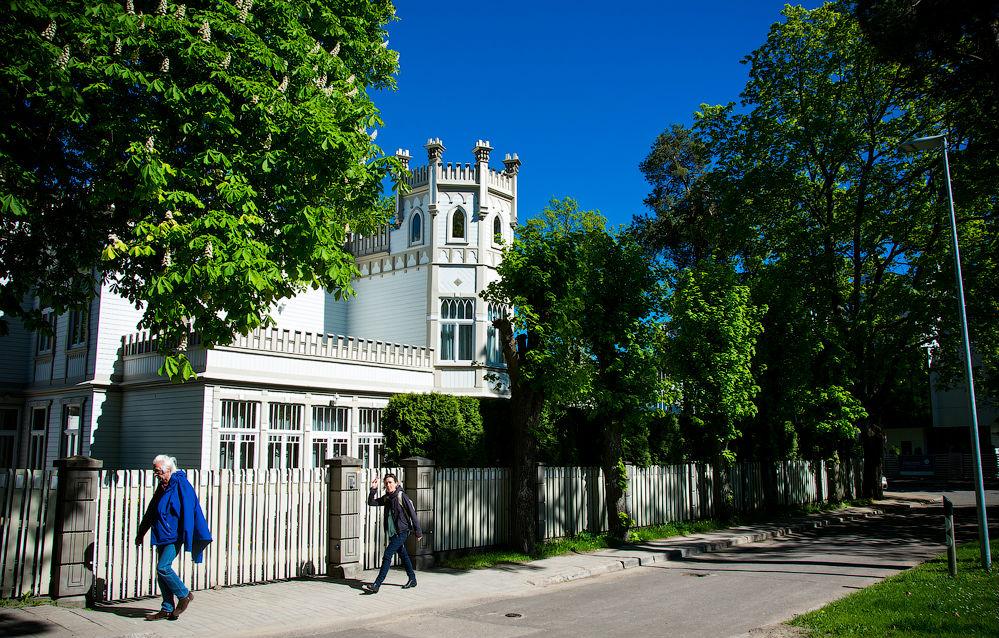 Как выглядит дом Аллы Пугачевой и Максима Галкина в Юрмале