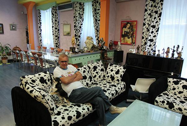 Как выглядит роскошный дом Андрея Ковалёва